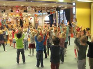 Dansworkshop basisschool